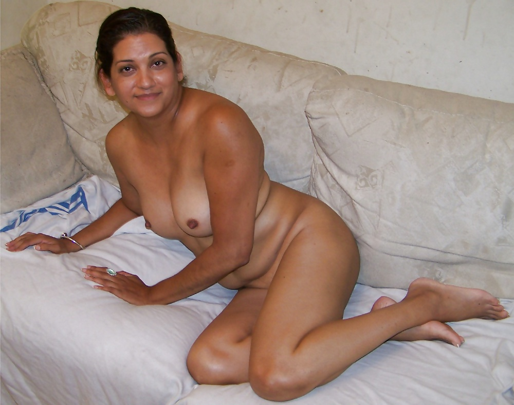 Posh Indian Desi Wife Full Frontal Nude Photos Hot -6045
