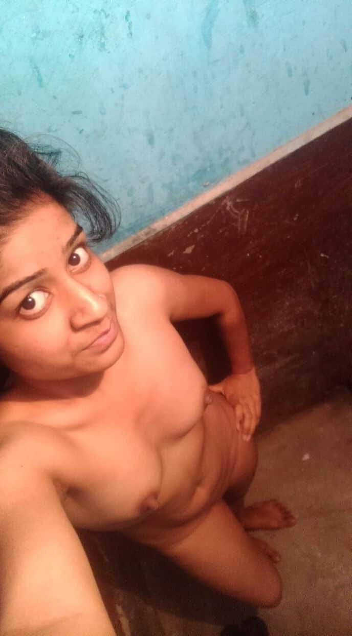 second pu rajkot girl nude secretly taken selfies hot 004