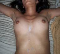 shy girlfriend nude photos taken when fucking 004