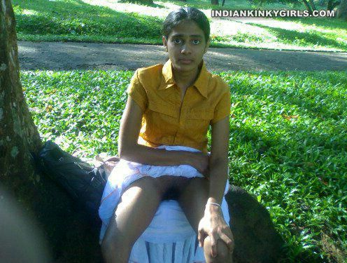 village girl first visit to city nude outdoor memories 002