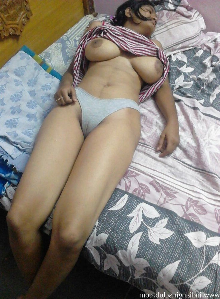 desi housewife nude in bed seducing husband 001