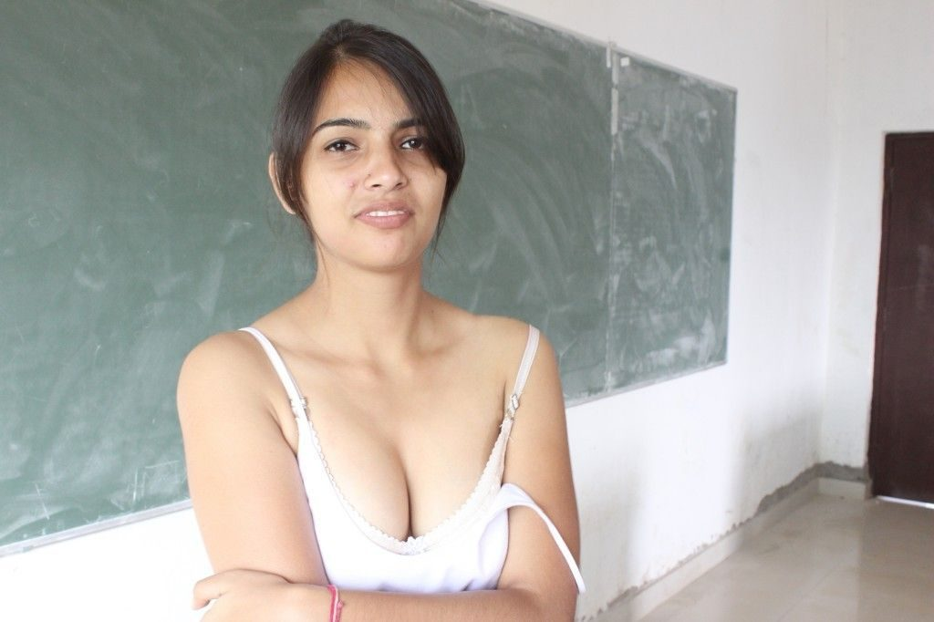 naughty indian teacher strip nude in class