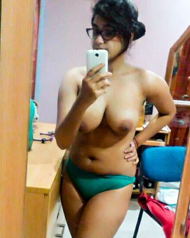 amateur indian girls nude selfies compilation 002