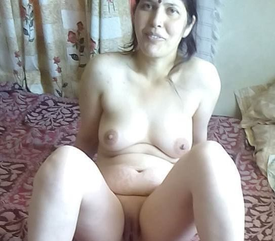 indian wife nude cock teasing her lover 001