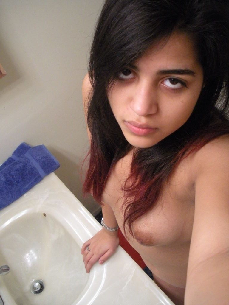 sexy cute bengaluru teen meghana nude selfies 003