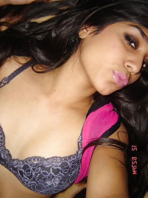 sexy indian girl nude after new year party 001