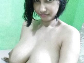 meghalaya girl with huge breasts nude selfies leaked 003