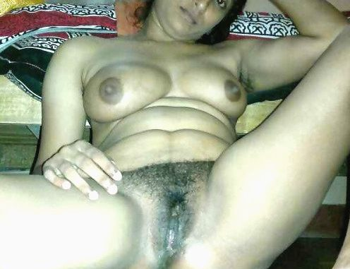 horny bengaluru wife nude showing hairy pussy 001