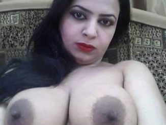 horny bhabhi showing huge boobs with big nipples 002