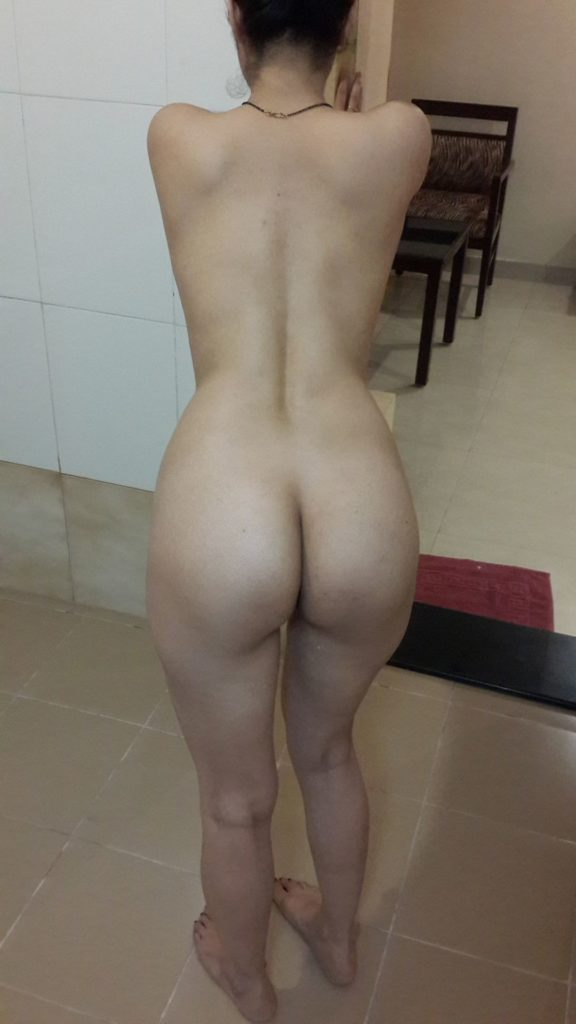 horny desi teacher nude teasing with hot ass 007