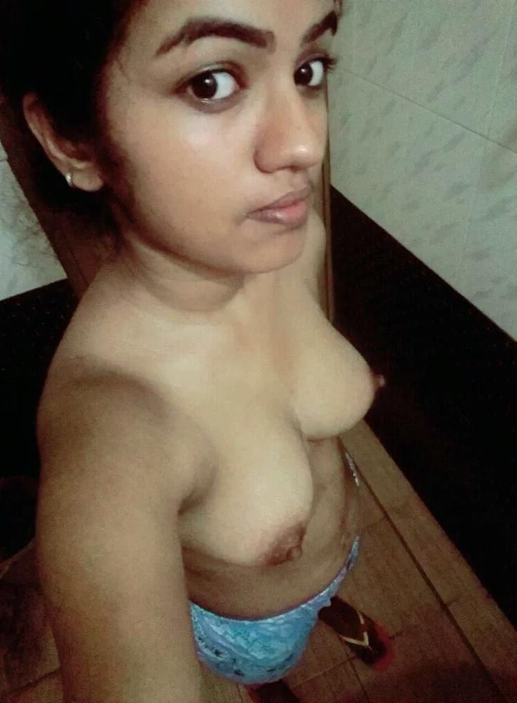 beautiful bengaluru college shweta girl nude selfies leaked 003