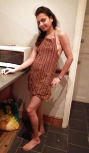 naughty indian wife seducing hubby in kitchen