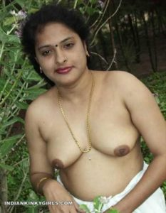 beautiful indian wife outdoor naked stripping 010