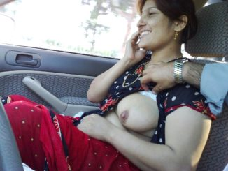 desi wife boobs exposing for cab driver pics 003