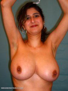 huge boobies indian aunty naked smoking cigarette 005