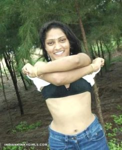 naughty indian wife naked outdoor cock teasing 001