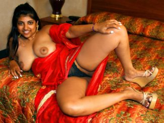 nri wife stripping saree and sucking black cock 006