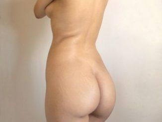 beautiful indian babe showing beautiful round ass 007