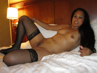 hot boss wife enjoying with manager nude 005