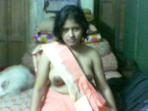 nude indian wife giving blowjob exposing big boobs