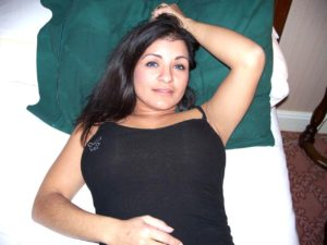 sexy indian businesswoman nude in hotel teasing clients