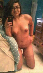 super cute indian teen naked selfies 004