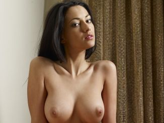 stunning indian nude model